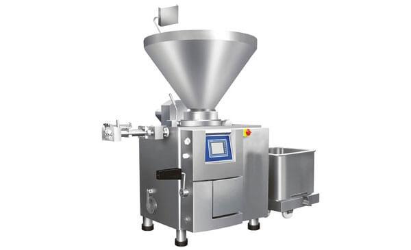 automatic quantitative vacuum sausage filling machine